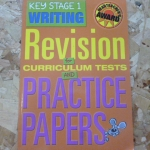 Key Stage 1 Writing Revision For Curriculum tests and Practice Papers