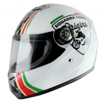 ORIGINE GOLIA SQUADRA CORSE WHITE Graphic