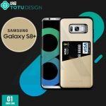 ToTu Jazz Card Slot - เคส Samsung Galaxy S8 Plus