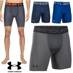 "UNDER ARMOUR HEATGEAR II COMPRESSION 6"" INSEAM ( New 10-03-60)"