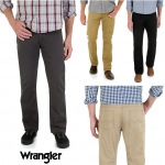 Wrangler Straight Fit Five Pocket Flex Pant ( New Stock 17-06-60)