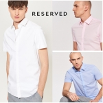 Reserved Elastic Fabric Shirt