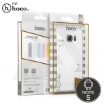 HOCO Ultra Slim TPU - เคส Samsung Galaxy Note 5