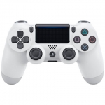 New PS4 Controller : Dual Shock 4 Glacier White (SonyThai Warranty)
