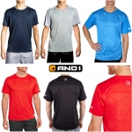 AND 1 Go To Performance Top Haut Tee