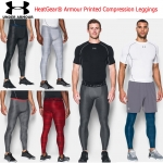 UNDER ARMOUR Heatgear Printed Compression legging
