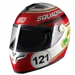 ORIGINE GOLIA SQUADRA CORSE RED Graphic