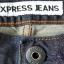 Express Jean Rocco Straight Leg Slim Fit Jean thumbnail 4