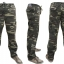 Sea Barrier Cargo Camo Pant thumbnail 3