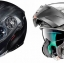 หมวกกันน๊อค X-LITE X-1004 DYAD CARBON 003 SCRATCHED CHROME CHIN GUARD thumbnail 2