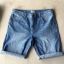 Handcrafted Denim Shorts thumbnail 2