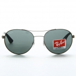 Ray Ban RB3536 029/71 Black Green 55mm