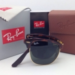 RayBan RB2176 990 Clubmaster Folding Havana/Gold 51mm
