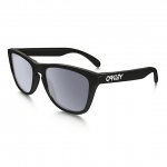 OAKLEY FROGSKINS OO9245-01 Polised Black / Grey (Asian Fit)
