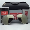 Ray-Ban Aviator RB3025 003/59 Silver Grey Polarized Lens
