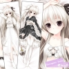 Yosuga No Sora Kawaii Maid Hugging Body Pillow Case 160*50cm