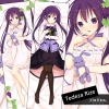 Is the order a rabbit Rize Sharo Tedeza Rize Hugging Body Pillow Case Cover 160*50cm