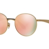 Ray Ban RB3537 001/2Y 51mm Pink Gold