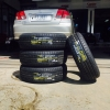 DUNLOP LM704 195/65r15 ปี16