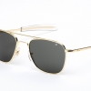 AO American Optical Original Pilot Gold - Made in USA