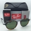 Ray Ban RB2447 1159/4E 49mm ROUND FLECK Dark Havana