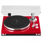 TEAC TN-300 Turntable (RED)