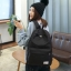 Solid shoulder female bag (สีดำ) thumbnail 1