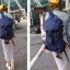 กระเป๋าเป้ Fashion full color backpack thumbnail 9