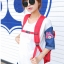 กระเป๋าเป้ Fashion full color backpack thumbnail 5