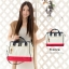 Large Anello Shoulder Boston Bag (สี France) thumbnail 5