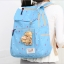 Girl's youth style backpack เซ็ต 3 ชิ้น แถมฟรีพวงกุญแจ thumbnail 12