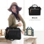 Large Anello Shoulder Boston Bag (สีดำ) thumbnail 2