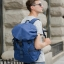 กระเป๋าเป้ Fashion full color backpack thumbnail 13