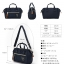 Mini Anello Boston shoulder Bag (สี Navy) thumbnail 3