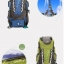 Worthy Large Backpack 70L + 10L thumbnail 4