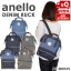 กระเป๋าเป้ Anello Denim blue (Mini) thumbnail 4