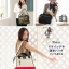 Large Anello Shoulder Boston Bag (สี France) thumbnail 6