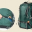 Super quality wissblue hiking backpack 40/50 ลิตร thumbnail 27