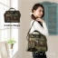 Large Anello Shoulder Boston Bag (ลายทหาร) thumbnail 2