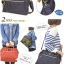 Large Anello Shoulder Boston Bag (สีแดง) thumbnail 6