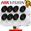HIKVISION (( Camera Pack 8 )) DS-2CE56C0T-IT3 x8 (HD 720P) thumbnail 1