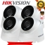 HIKVISION (( Camera Pack 4 )) DS-2CE56C0T-IT3 x4 (HD 720P) thumbnail 1