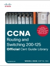 CCNA Routing and Switching 200-125 Official Cert Guide Library - 9781587205811