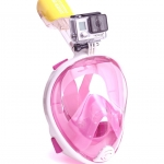 EASY SNORKELING MASK Pink