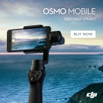 DJI Osmo Mobile + Base Combo