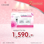 chame cellular white set
