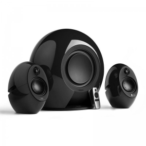 ลำโพง Edifier e235 Luna Eclipse Apollo 2.1 (Black)