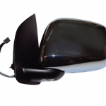 15-864 (English) Side View Mirror, Chrome (Electric)