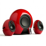 ลำโพง Edifier e235 Luna Eclipse Apollo 2.1 (Red)
