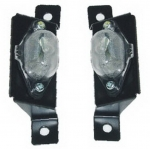 05-516M License Plate Lamp
